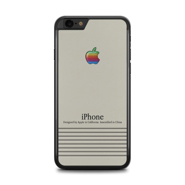 Classic Machintosh Apple iphone 7 plus case