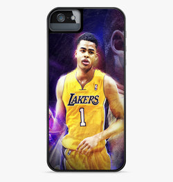 D'Angelo Russell iPhone Case