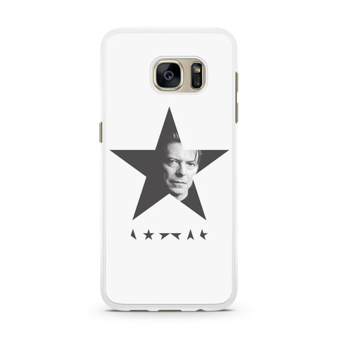 David Bowie Blackstar samsung s7 edge case