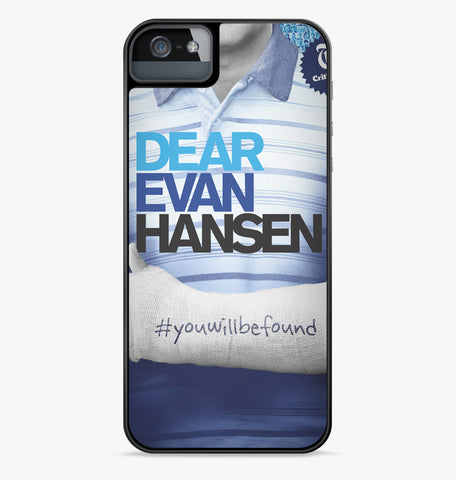 Dear Evan Hansen iPhone Case