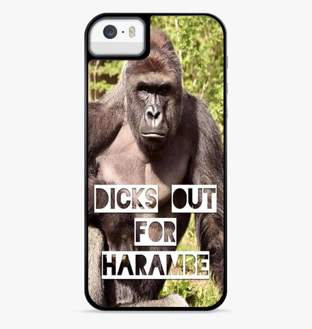 Dicks Out For Harambe iPhone 6S Case - Casesity Phone Cases Shop