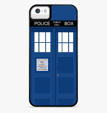 Doctor Who Tardis iPhone 6S Plus Case - Casesity Phone Cases Shop
