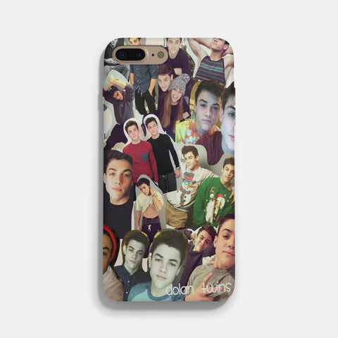 Dolan Twins Collage iPhone 7 / 7 Plus Case - Casesity Phone Cases Shop