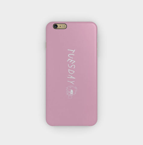 Dolan Twins Tuesday iPhone Case - Casesity Phone Cases Shop