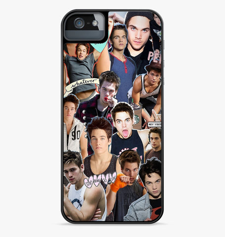Dylan Sprayberry Collage iPhone Case