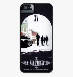 FFXV Journey iPhone Case