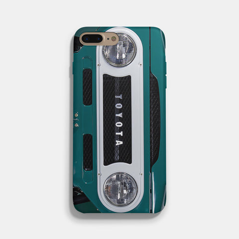 FJ40 Land Cruiser Grill iPhone 7 / 7 Plus Case