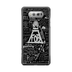 Fall Out Boy Lyrics lg case