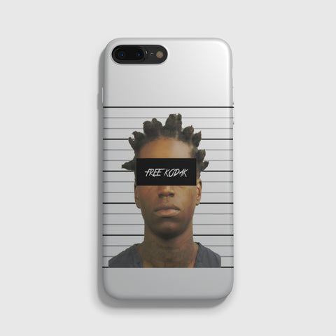 Free Kodak Black iPhone 7 Case - Casesity Phone Cases Shop