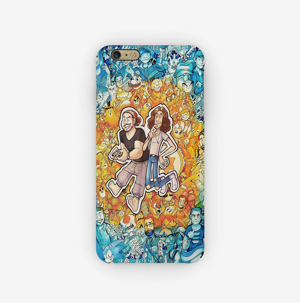 Game Grumps iPhone 6S Case
