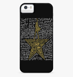 Hamilton Musical Lyrics iPhone 6S Case - Casesity Phone Cases Shop