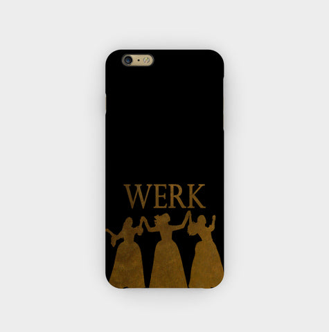 Hamilton Werk iPhone 6 / 6S Plus Case
