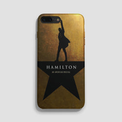 Hamilton an American Musical iPhone 7 Case - Casesity Phone Cases Shop