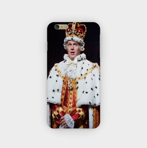 Hamilton the Musical King George III iPhone 6 / 6S Plus Case