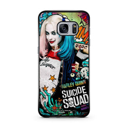 Harley Quinn Suicide Squad samsung s6 s7 edge case