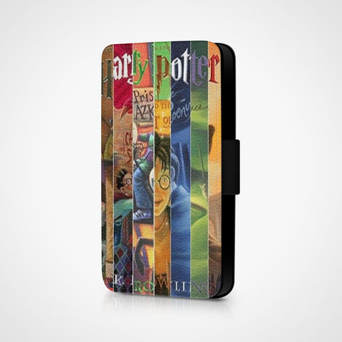 Harry Potter Books iPhone 6S Wallet Case - Casesity Phone Cases Shop