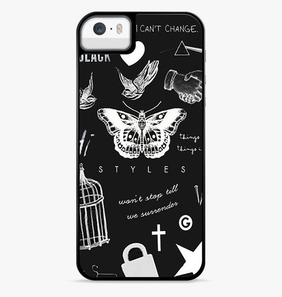 Harry Styles Tattoos iPhone 6S Case - Casesity Phone Cases Shop