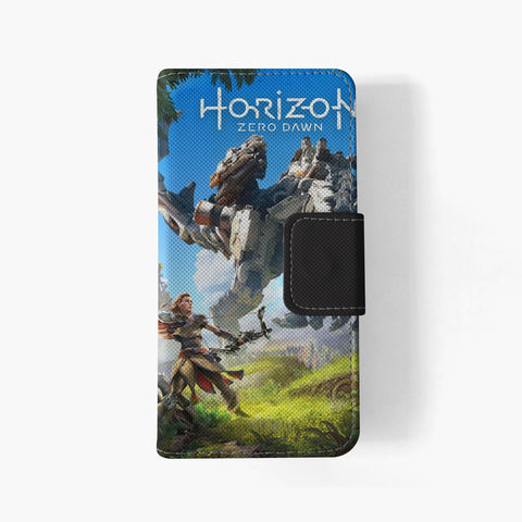 Horizon Zero Dawn iphone cases wallet