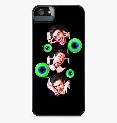Jacksepticeye Collage iPhone Case