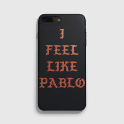 Kanye West I Feel Like Pablo iPhone 7 Case - Casesity Phone Cases Shop