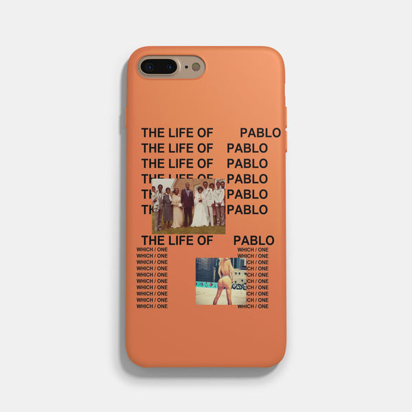 Kanye West The Life Of Pablo iPhone 7 / 7 Plus Case
