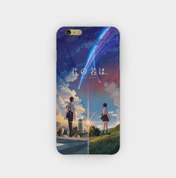 Kimi no Na wa Your Name iPhone Case