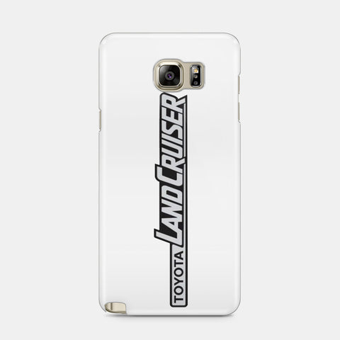 Land Cruiser Samsung Galaxy S5 S6 S7 Edge Case