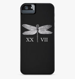 Lauren Jauregui Dragonfly Tattoos iPhone Case