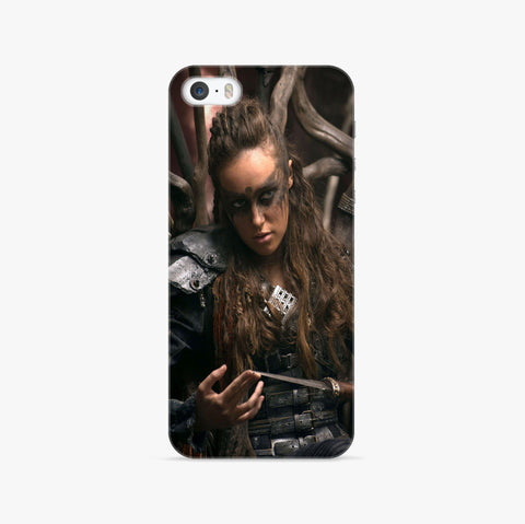 Lexa The 100 iPhone 5 Case