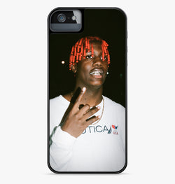 Lil Yachty Black iPhone Case