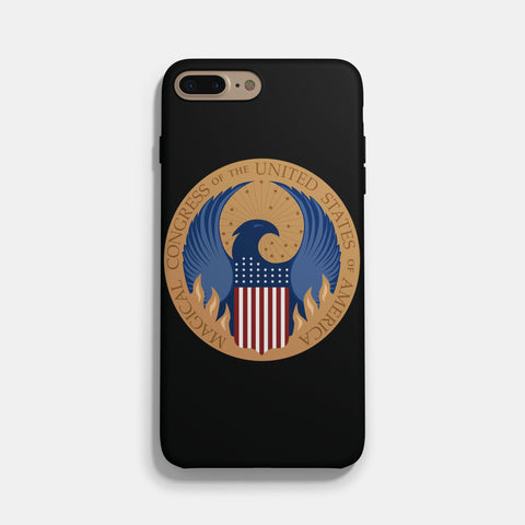 Magical Congress of the United States of America iPhone 7 / 7 Plus Case