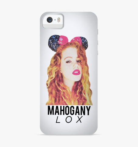 Mahogany Lox iPhone 6S Plus Case - Casesity Phone Cases Shop