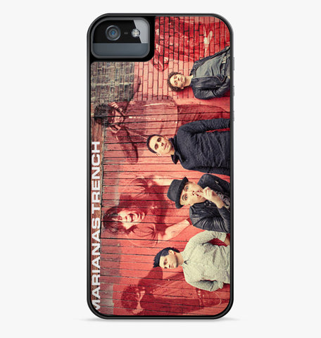 Marianas Trench Something Old Something New iPhone Case