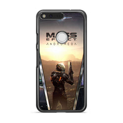 Mass Effect Andromeda Google Pixel Case