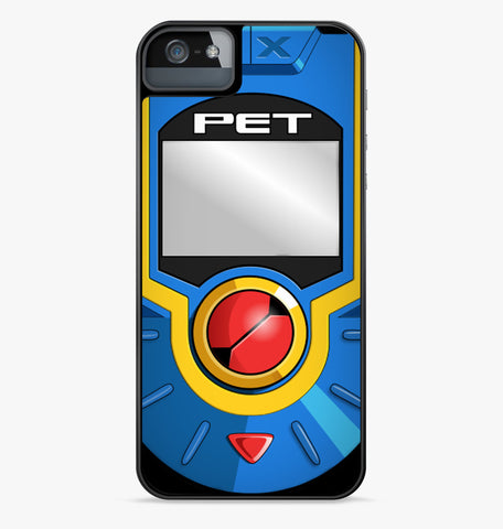 Megaman Battle Network PET iPhone Case