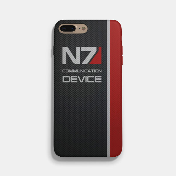 N7 Communication Device iPhone 7 / 7 Plus Case