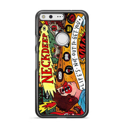 Neck Deep Life's Not Out to Get You Google Pixel Case