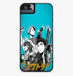 Oh! Sketra!!! Yuri!!! On Ice iPhone Case