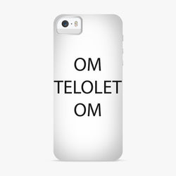 Om Telolet Om iPhone Case