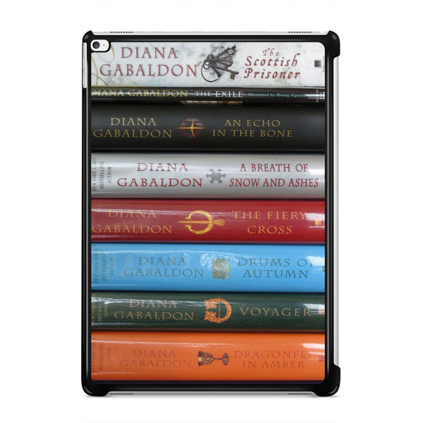Outlander Books Diana Gabaldon ipad case