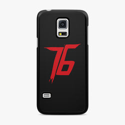 Overwatch Soldier 76 Samsung Galaxy Case