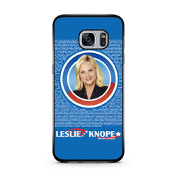 Parks and Recreation Leslie Knope samsung s6 s7 edge case