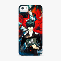 Persona 5 Arsene iPhone Case