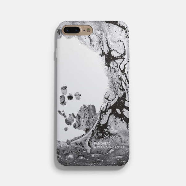 Radiohead A Moon Shaped Pool iPhone 7 / 7 Plus Case