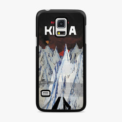 Radiohead Kid A Mountains Samsung Galaxy Case