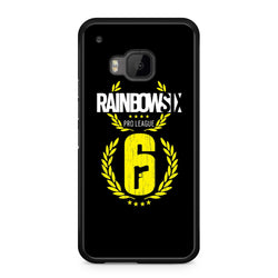 Rainbow Six Pro League htc 10 case