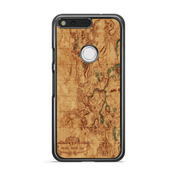 Relic of Hyrule World Map google pixel xl case