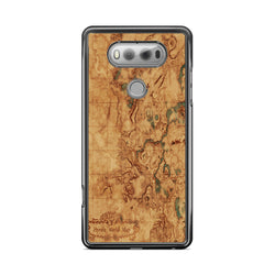Relic of Hyrule World Map LG Case