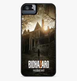 Resident Evil 7 iPhone Case