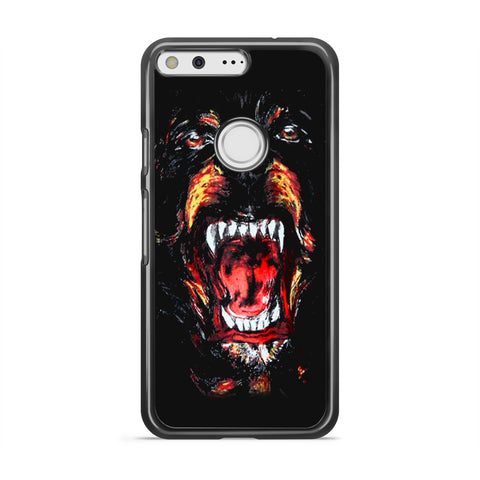 Givenchy rottweiler google pixel case